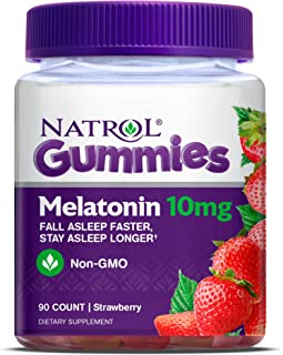 sleep gummies by Natrol