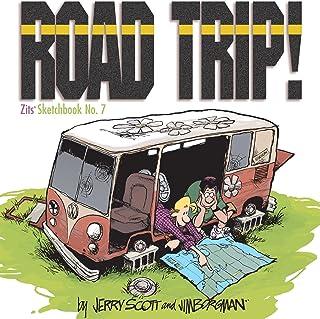 Road Trip!: Zits Sketchbook #7 (Zits Sketchbook (Paperback))