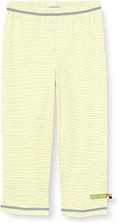 loud + proud Light Striped Pant Organic Cotton Pantaloni Bimba