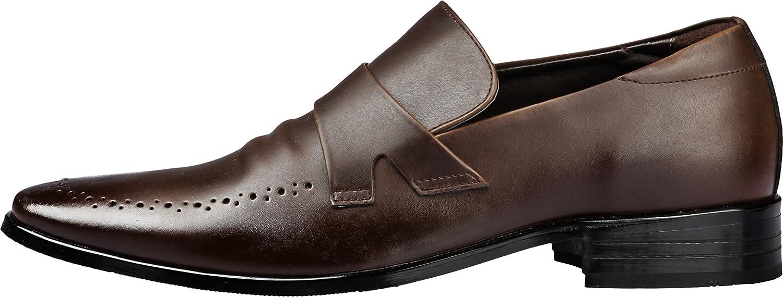 Gadae Homme -206 Män Läder Slip -Ons Dress skor skor skor bspringaaa män 10  onlinebutik