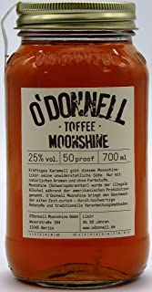 O´Donnell Moonshine Toffee 25% vol, 1 x 700ml