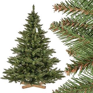Amazon.es: arbol de navidad con tronco de madera