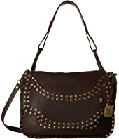 Frye - Nikki Nail Head Flap Crossbody