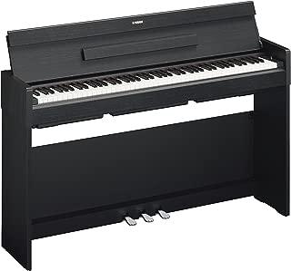 Yamaha YDP-S34 Arius Series Slim Digital Console Piano, Black Walnut