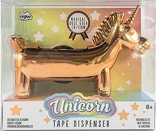Unicorn Tape Dispenser Rose Gold Edition