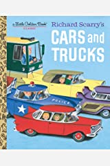 Richard Scarry's Cars and Trucks (Little Golden Book) Kindle Edition
