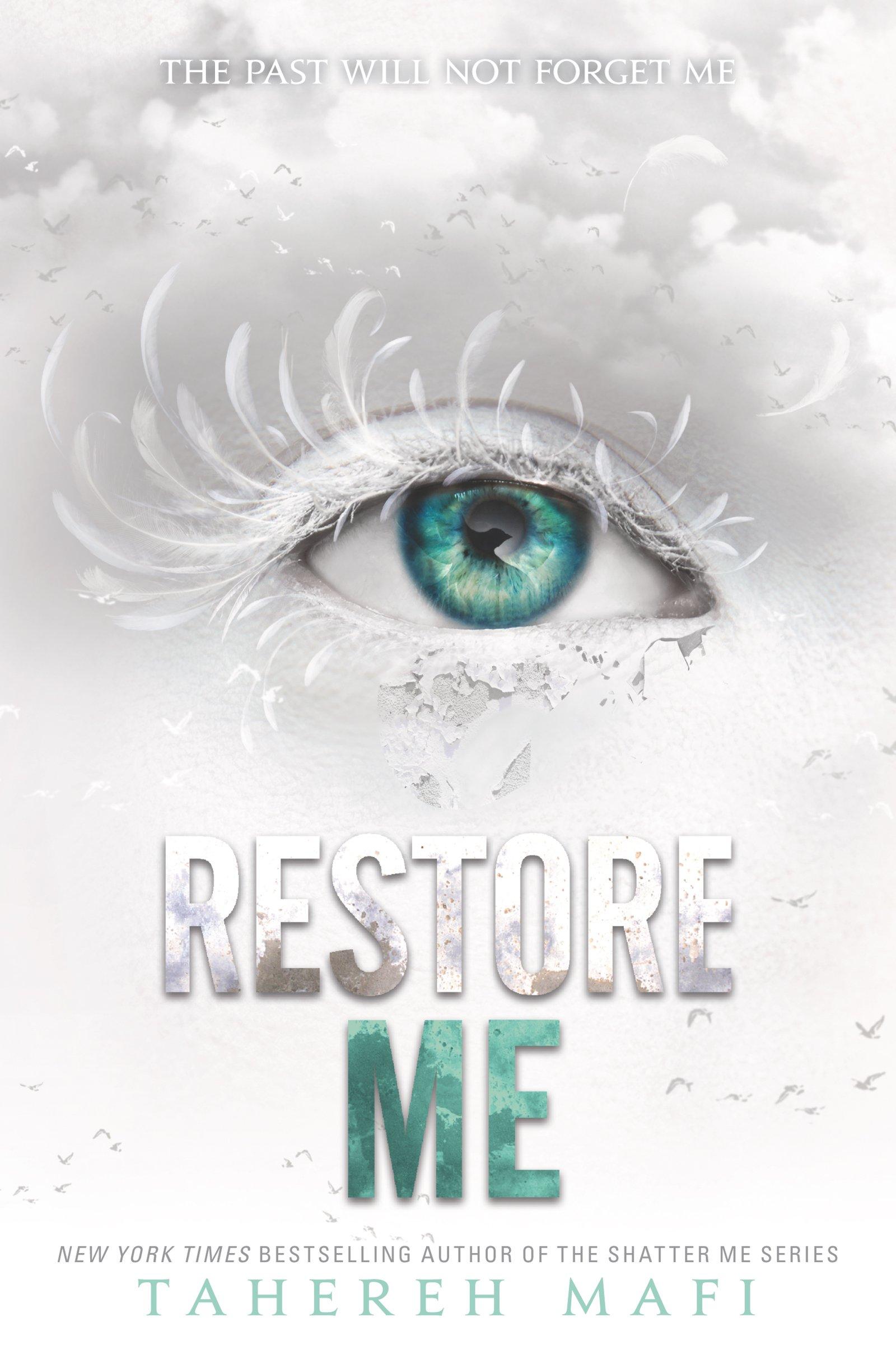 Restore Me (Shatter Me Book 4)