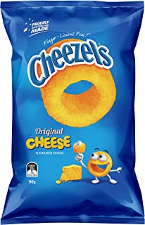 Cheezels Cheese, 12 x 90g