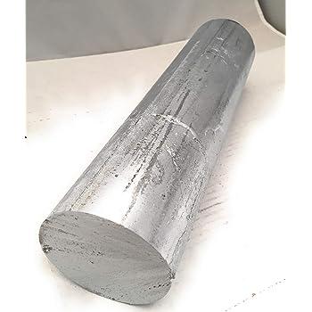 Zinc Extruded Rod 99.9/% Pure 0.25 inch Diameter x 1 Foot