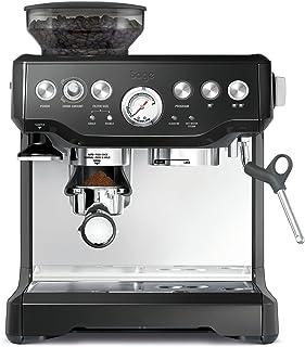 Sage SES875BKS The Barista Express Machine, Black Sesame with 1 year distributor warranty