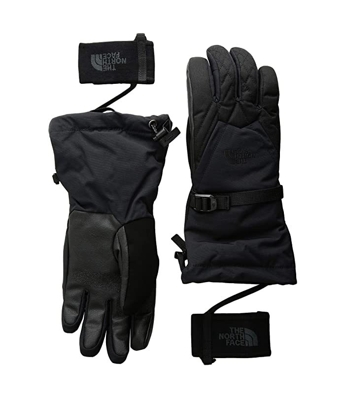 The North Face Montana Gore-Tex(r) Gloves (TNF Black) Gore-Tex Gloves