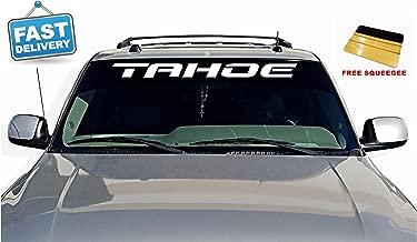 chevy tahoe graphics