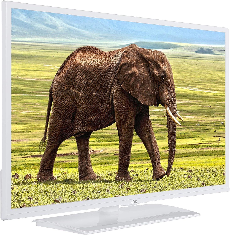 HD ready, Triple Tuner, Smart TV, Bluetooth, Works with Alexa JVC LT-32VH5955 32 Zoll Fernseher Modelljahr 2020