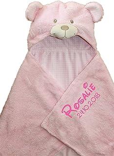 Amazon.es: toalla personalizada: Bebé