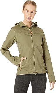 Fjallraven Women's Stina Jacket W Sport, Green, L