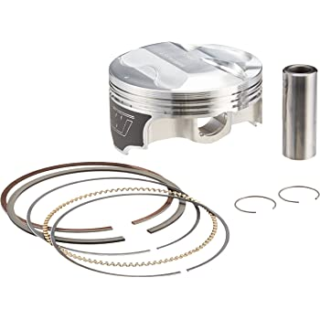 Wiseco PK1436 100.50 mm 9.9:1 Compression ATV Piston Kit with Top-End Gasket Kit