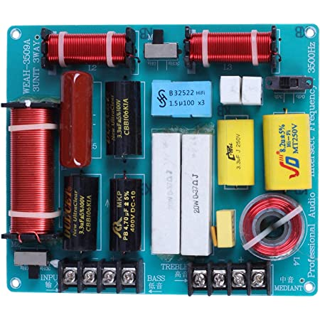 Acamptar 1 Stück 350 Watt 3 Möglichkeiten Elektronik