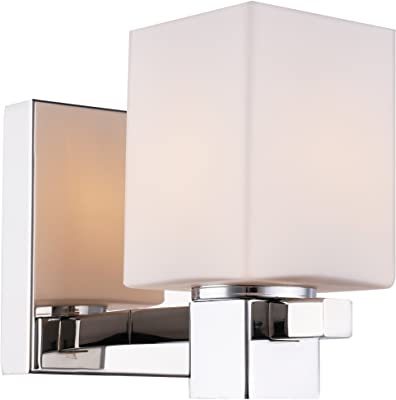 Woodbridge Lighting 18451CHRLE-C80401N Bath/Wall, Chrome