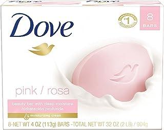 Dove ダウ石鹸 112g×8セット (ピンク)