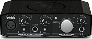 Mackie Audio Interface, Onyx Artist 1X2 USB Audio Interface (Onyx Artist 1-2)