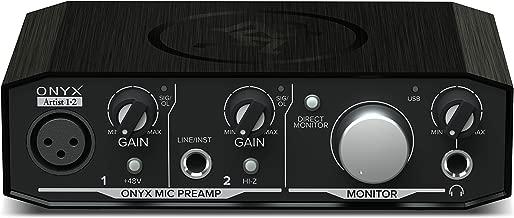 Mackie Audio Interface, 1 Mic Pre (Onyx Artist 1-2)