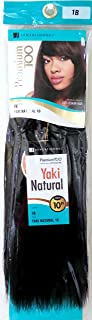 Sensationnel Premium Too Yaki Natural 10