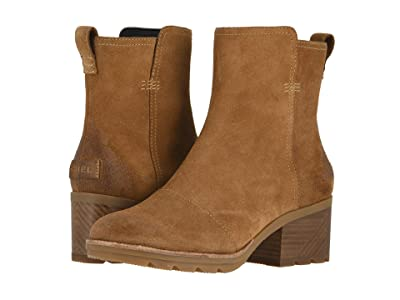 SOREL Catetm Bootie (Camel Brown) Women