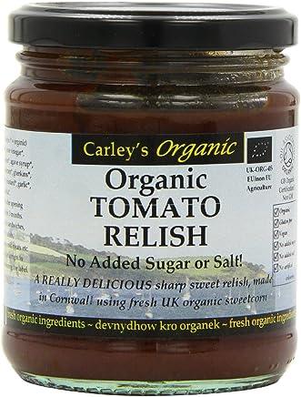 Carley s Org Tomato Relish 300g