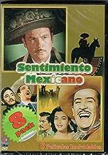 SENTIMIENTO MEXICANO [8 PELICULAS] ESPECIALISTA EN CHAMACAS/VUELVE EL NORTENO/EL QUELITE/LOS BARBAROS DEL NORTE/LA VALENTINA/LA FAMILIA PEREZ/VUELVEN LOS ARGUMEDO/UN RINCON CERCA DEL CIELO.