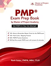 PMP® Exam Prep Book by Master of Project Academy: Get PMP® in Your 1st Attempt! (English Edition)