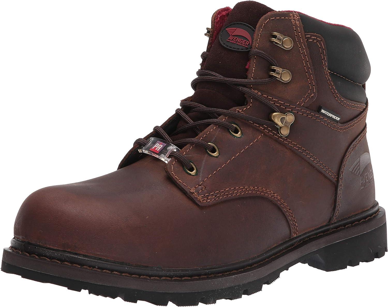 FSI FOOTWEAR SPECIALTIES INTERNATIONAL Men's Sabre Work Industrial Boot