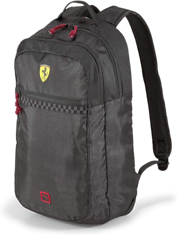 Amazon Com Puma X Scuderia Ferrari Fanwear Backpack Black