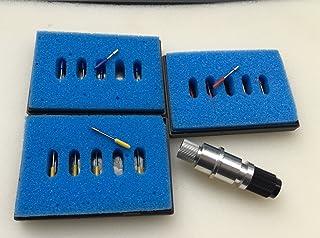1pcs Blade Holder + 15Pcs Blades 5x30°+5x45°+5x60° for Graphtec CB09 Vinyl Cutter Plotter