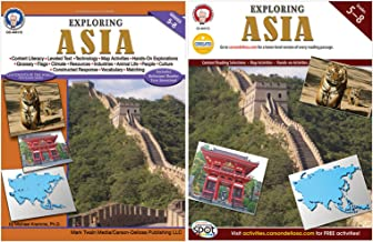 Exploring Asia, Grades 5 - 8 (Continents of the World)