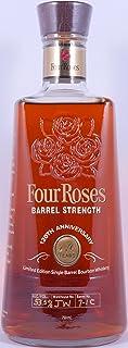 Four Roses 120th Anniversary Limited Edition 12 Years Single Barrel 7-1C Kentucky Straight Bourbon Whiskey Barrel Strength 53,5% Vol. - eine von 2238 Flaschen!
