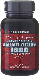 GNC SAUDI AMINO ACID for Unisex, 1800 mg