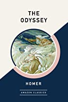 Cover image of The Odyssey by Homer