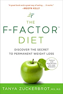 The F-Factor Diet: Discover the Secret to Permanent Weight Loss