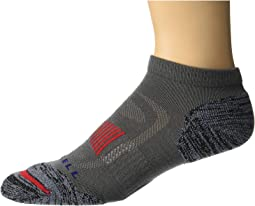 Zoned Low Cut Light Hiker Sock