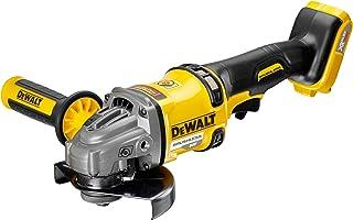 Dewalt DCG414N-XJ DCG414N XR Li-Ion Grinder, 1 W, 54 V, Yellow/Black, Bare Unit, No Battery Or Charger, Set of 4 Pieces