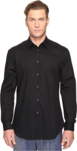 Classic Poplin Cutaway Shirt