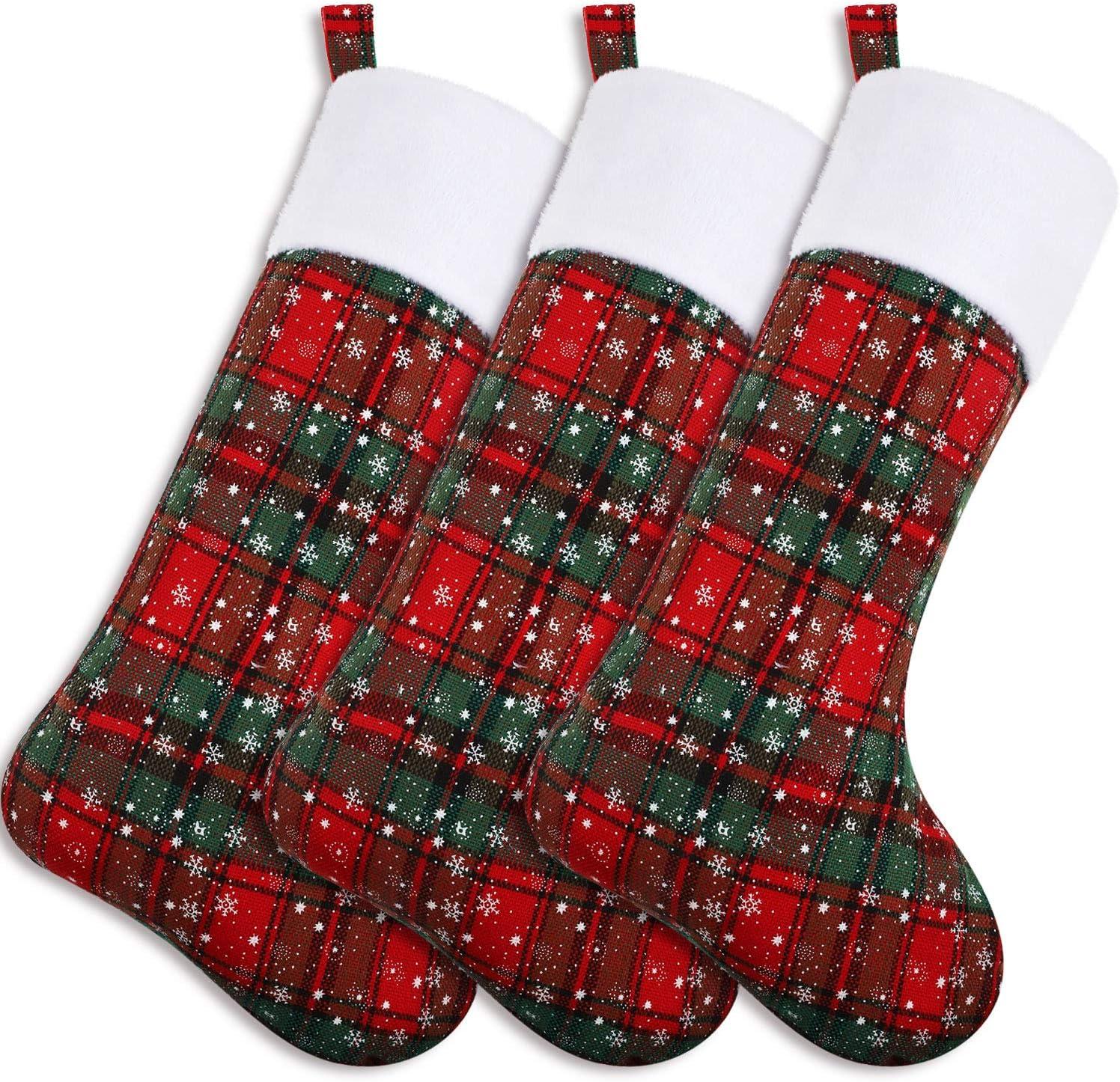 Syhood quality assurance Christmas Stockings Xmas Decoration Fireplace Stocking Ha Cash special price