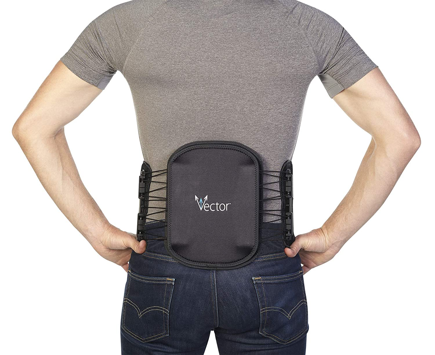 Vector Back Brace - Same day shipping Premium Support for Max 63% OFF Lower Lumbar