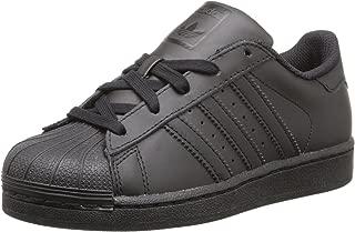 adidas Originals Superstar C Basketball Shoe (Little Kid),Black/Black/Black,11.5 M US Little Kid
