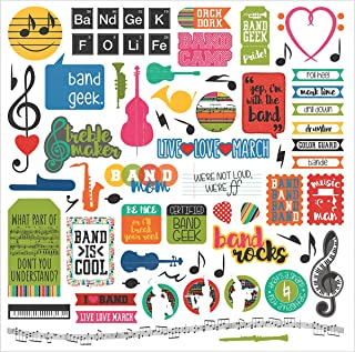 Photoplay Paper PPBG2861 Band Stickers 12