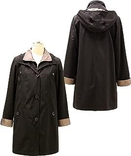 Gallery Women's 3/4 a Line Rain Coat