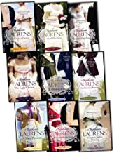 Stephanie Laurens Bastion Club Series 9 Books Collection Pack Set RRP: £71.91 (Mastered by Love, Beyond Seduction, The Lad...