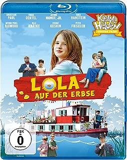 Lola on the Pea 2014  Lola auf der Erbse Reg.A/B/C Germany