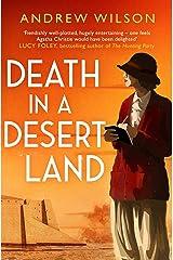 Death in a Desert Land (Agatha Christie 3) Kindle Edition