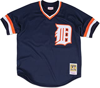 Mitchell & Ness Kirk Gibson Detroit Tigers Men's Authentic 1984 BP Jersey